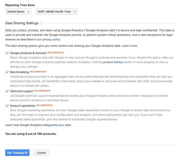 راهنمای راه اندازی گوگل آنالیز یا آنالیتیکس برای دریافت آمار سایت