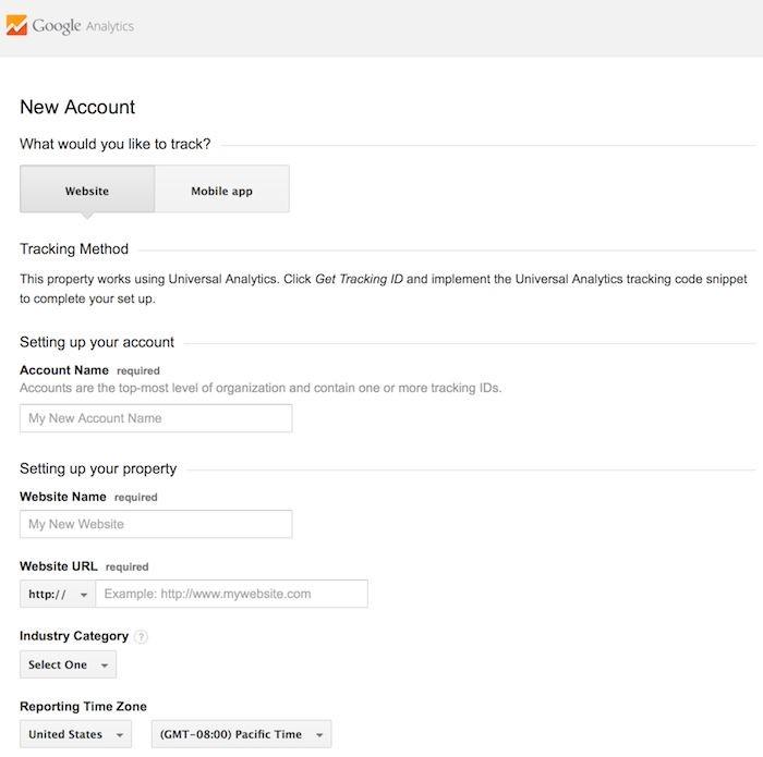 راهنمای اتصال گوگل آنالیتیکس یا گوگل آنالیز به وب سایت برای دریافت آمار