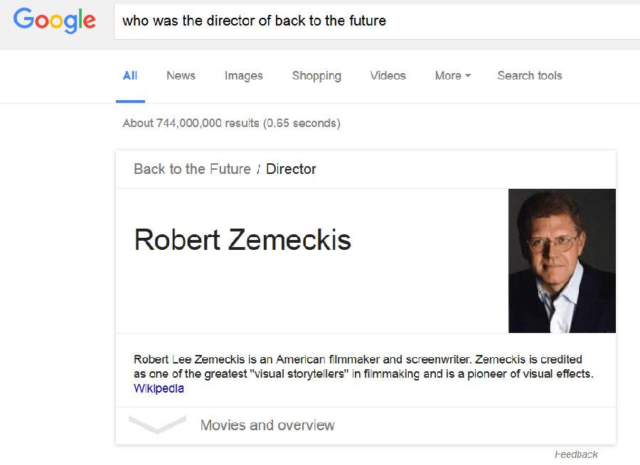 عوامل موثر در رتبه گوگل
