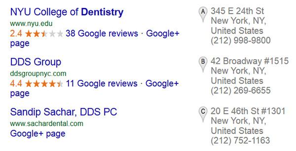 200 فاکتور مهم رتبه بندی سایت در گوگل