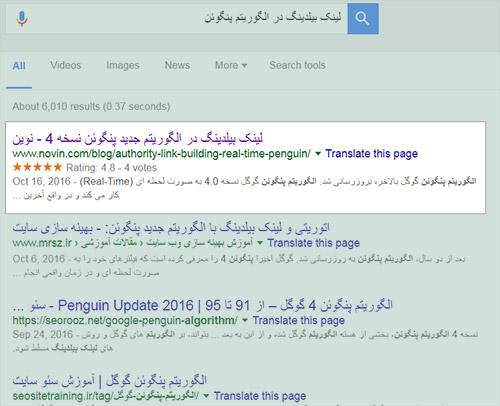 link-building-penguin-results