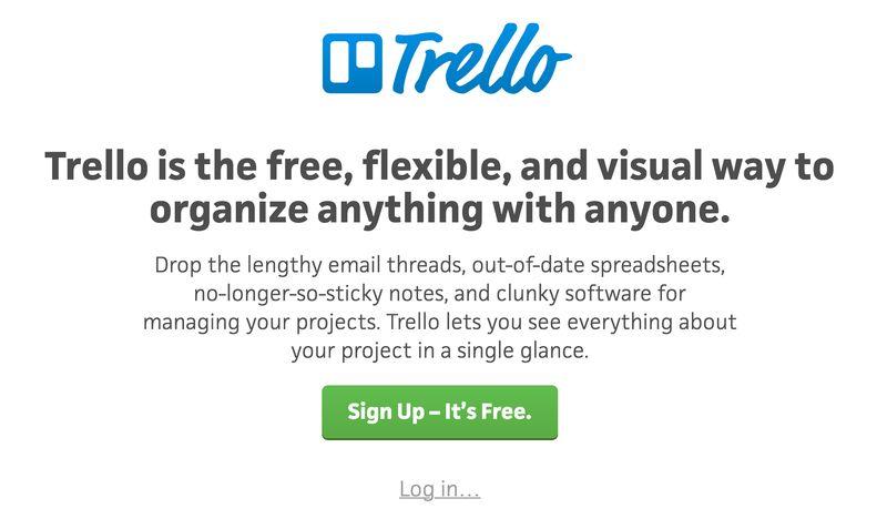 Trello-sign-up