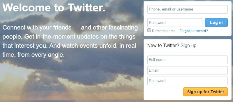 Twitter-signup-example