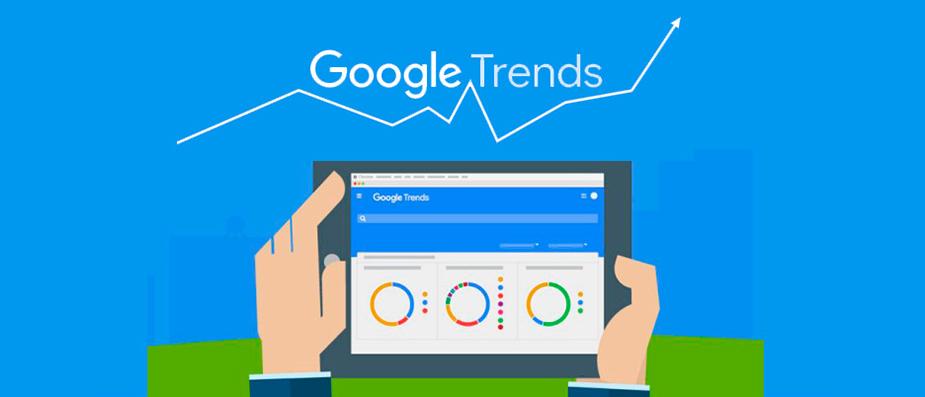 گوگل ترندز چیست؛ آموزش استفاده از گوگل ترندز در سئو سایت