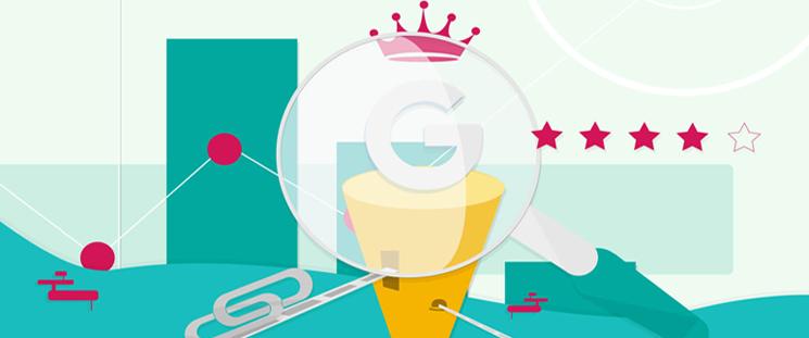 لینک بیلدینگ در الگوریتم پنگوئن ۴.۰ گوگل