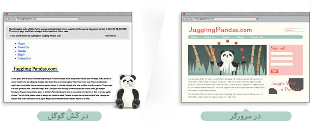 سایت خود را مانند یک موتور جستجو بررسی کنید