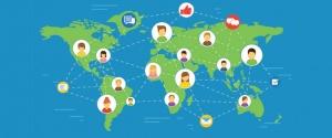 اشتباهات رایج در شبکه های اجتماعی