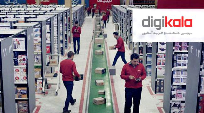 کارمندان دیجی کالا به دنبال ارائه بهترین خدمات به مشتریان خود هستند