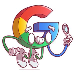 رپورتاژ و رتبه بندی گوگل