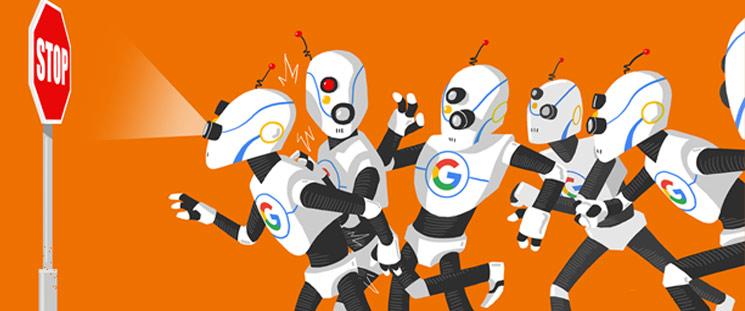 آموزش ساخت فایل robots.txt