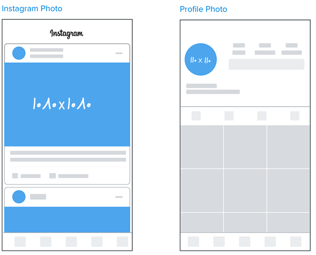 اندازه تصاویر در اینستاگرام - بهینه سازی تصاویر اینستاگرام