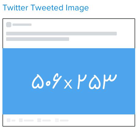 اندازه تصاویر در توییتر - بهینه سازی تصاویر در توییتر