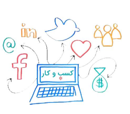 شبکه های اجتماعی در بازاریابی ویروسی