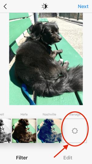 عوض کردن فیلتر عکسها در اینستاگرام