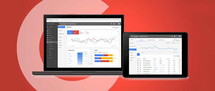 7 ویژگی که در رابط کاربری جدید گوگل ادوردز وجود دارند