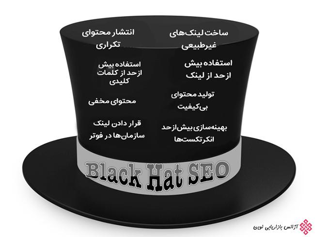 سئوی کلاه سیاه ، عامل مهم در جریمه گوگل با تغییرات الگوریتم جدید گوگل