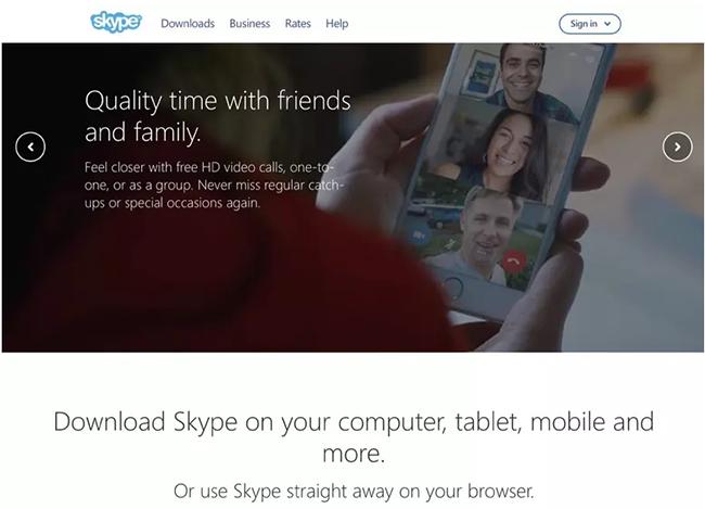 01 برای یک تماس اسکایپ چقدر پهنای باند استفاده میشود