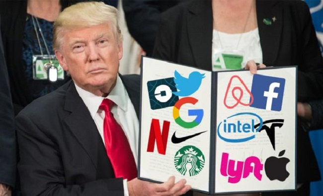 Brand-Values-Are-Tested-In-The-Age-Of-Trump بازاریابی عصبی یا نورومارکتینگ چگونه دنیای تبلیغات را دگرگون کرده است؟