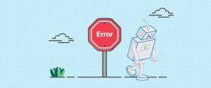 رفع خطاهای گوگل وب مستر تولز