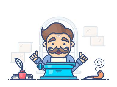 استخدام نویسنده و مترجم در نوین