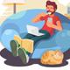 راهاندازی کسب و کار با هزینه کم و درآمد بالا از خانه