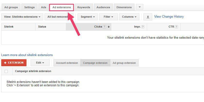 مرحله 1 افزودن شماره تماس به تبلیغات گوگل