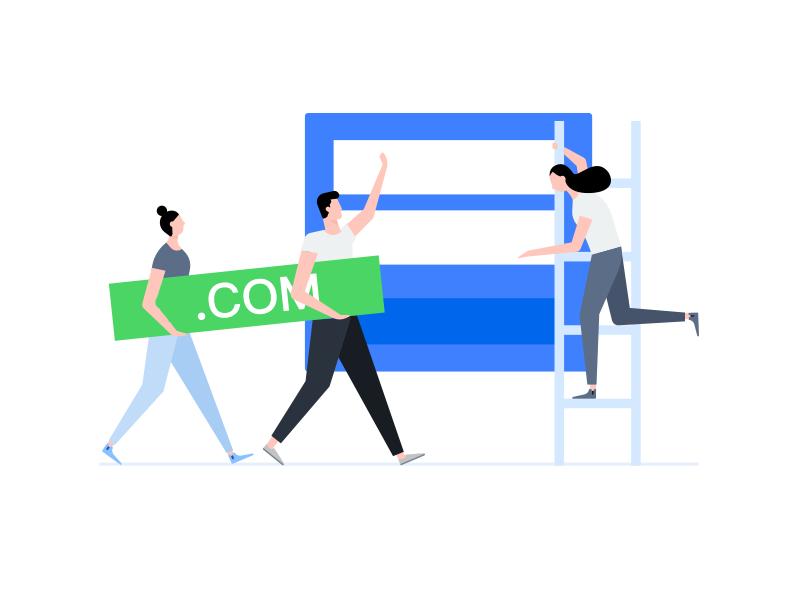 دامنه سایت برای گوگل ادز