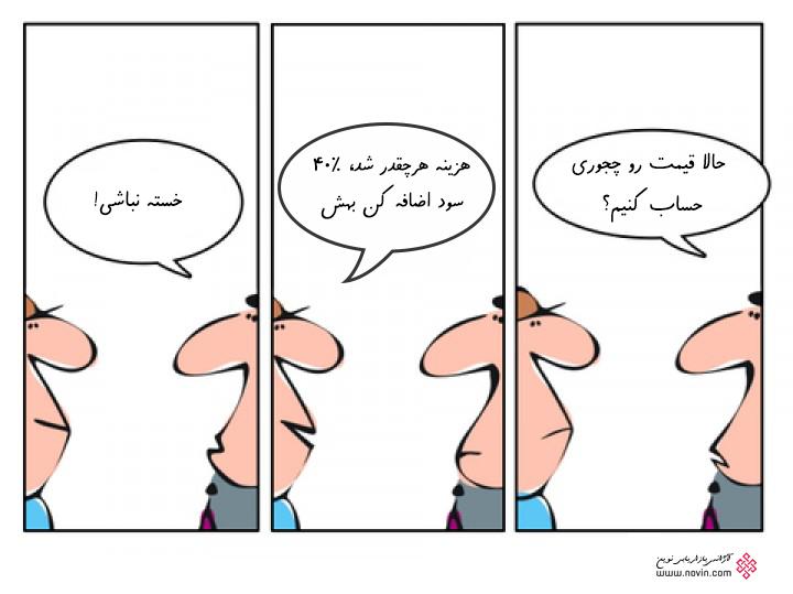 قیمتگذاری در آمیزه بازاریابی
