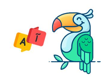 لوگوی سایت همیار زبان