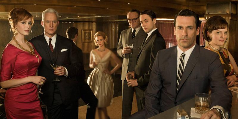 سریال Mad Men: زندگی از نگاه یک تبلیغاتچی