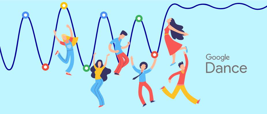 رقص گوگل چیست و چه تاثیری بر SEO دارد؟