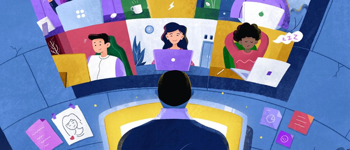 دورهمی در اینترنت به سبک وبینار؛ سمینار آنلاین چیست؟