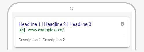 تبلیغ متنی ریسپانسیو در گوگل ادز