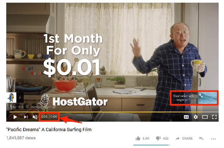 تبلیغ ویدیویی بامپر گوگل ادز