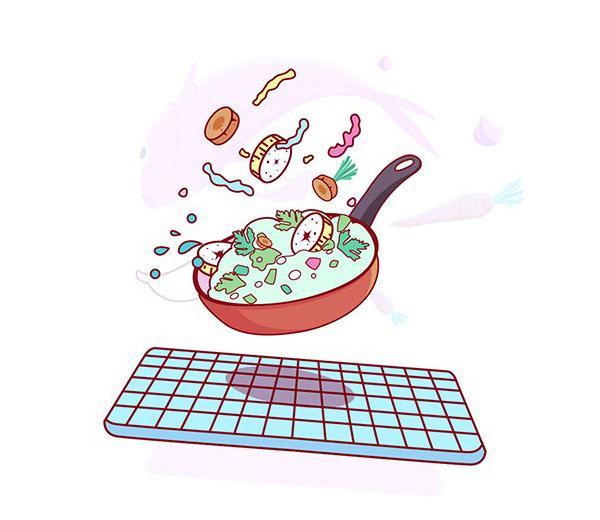 پختن سئو در ماهیتابه