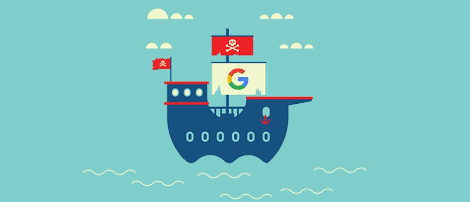 الگوریتم دزدان دریایی گوگل چگونه با دزدی محتوا مقابله میکند؟