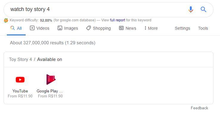 تاثیر الگوریتم دزد دریایی گوگل بر نتایج جستجو
