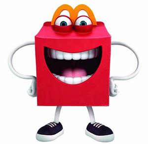 مک دونالد happy