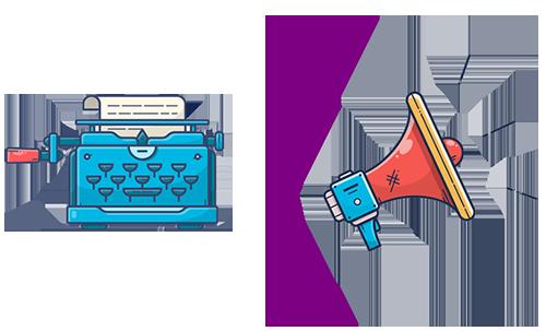 تفاوت تبلیغات و بازاریابی محتوا