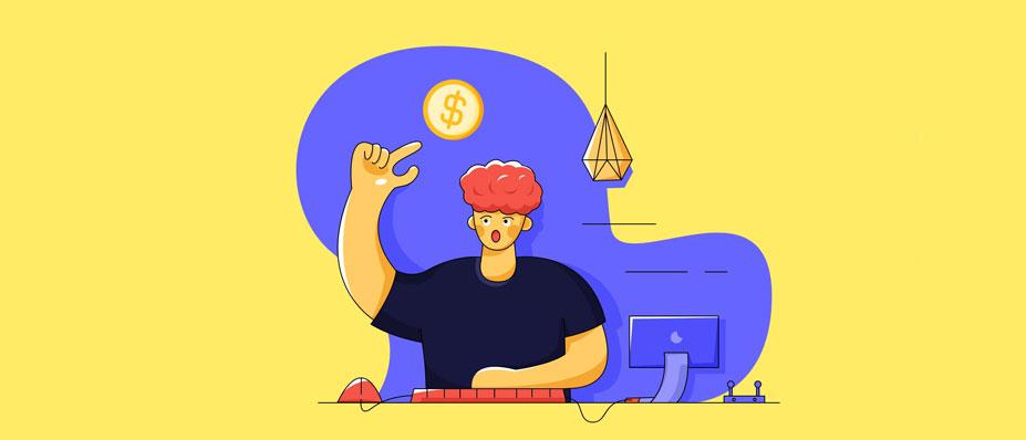 ۴۰ ایده پولساز برای کسب درآمد اینترنتی