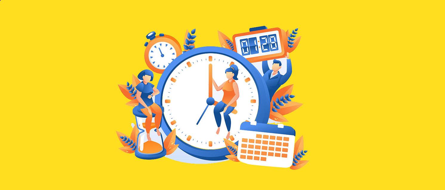 مدیریت زمان در کسب و کار؛ ساعت کسب و کارت را کوک کن!