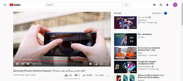 ویدیوهای انتقادی یوتیوب