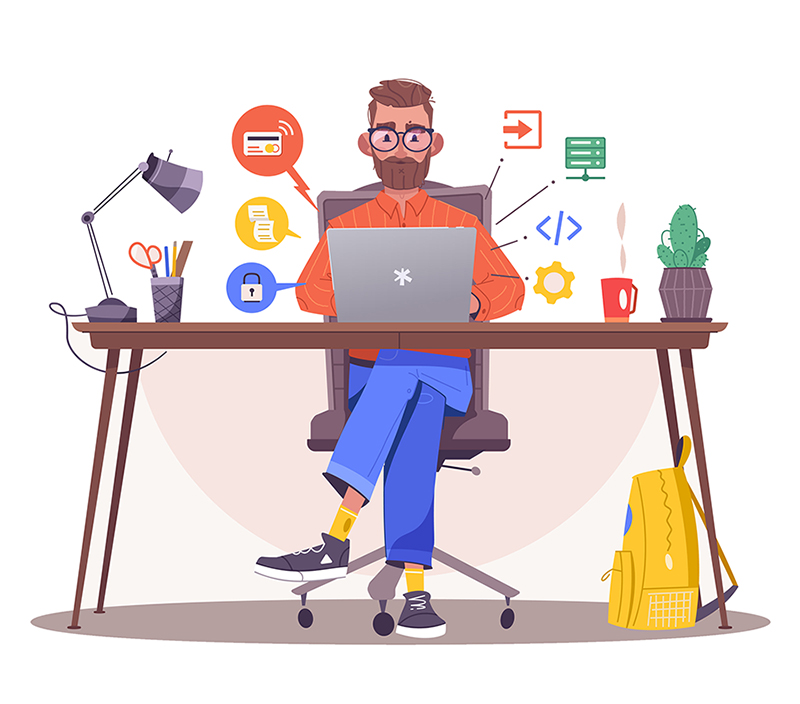 ساخت سایت به کمک برنامه نویسی (طراحی سایت)