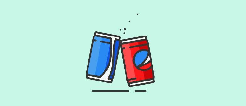 دوئل کوکا و پپسی؛ بهترین نوشابه کدام است؟